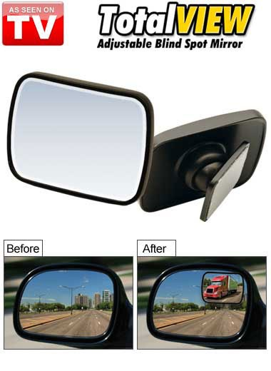 total view mirror as seen on tv
